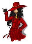 Carmen Isabela Sandiego