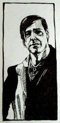 Till Lindemann by flocka