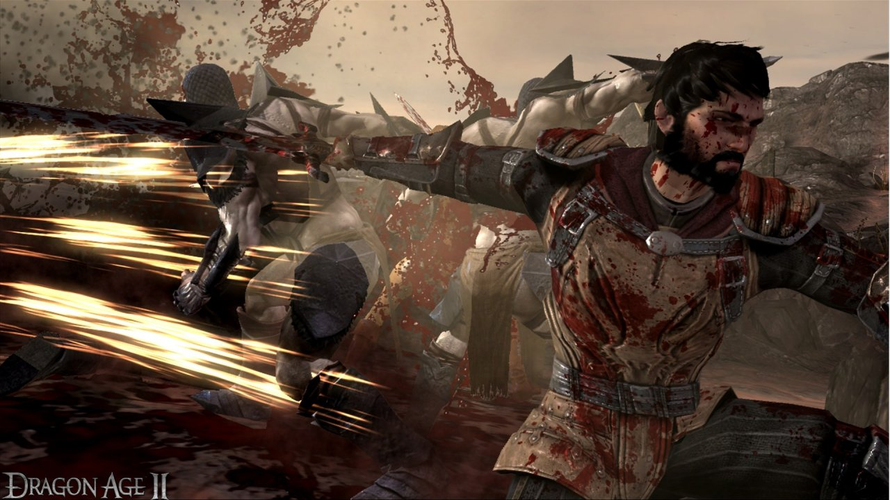 Dragon Age II Screenshot II by Requium-for-Kira