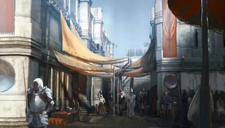 Dragon Age II Concept art III