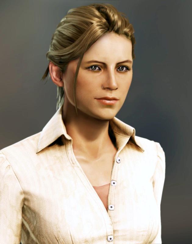 Uncharted 2: Elena Fischer by Requium-for-Kira