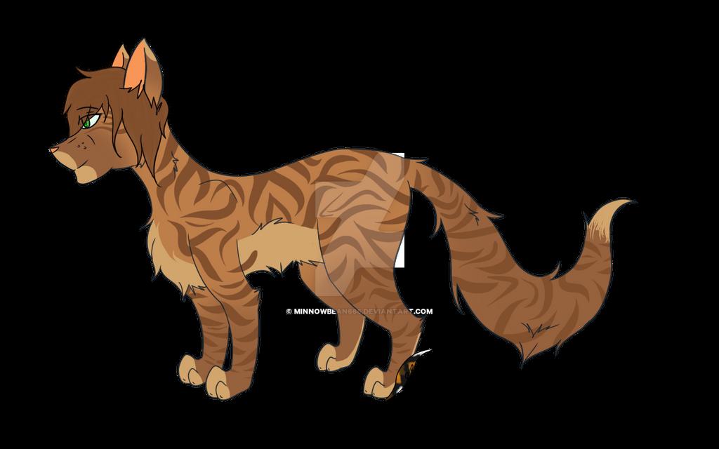 Munchkin kitter by Minnowbean666