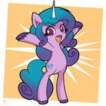 Best Pony from the DIstant Future