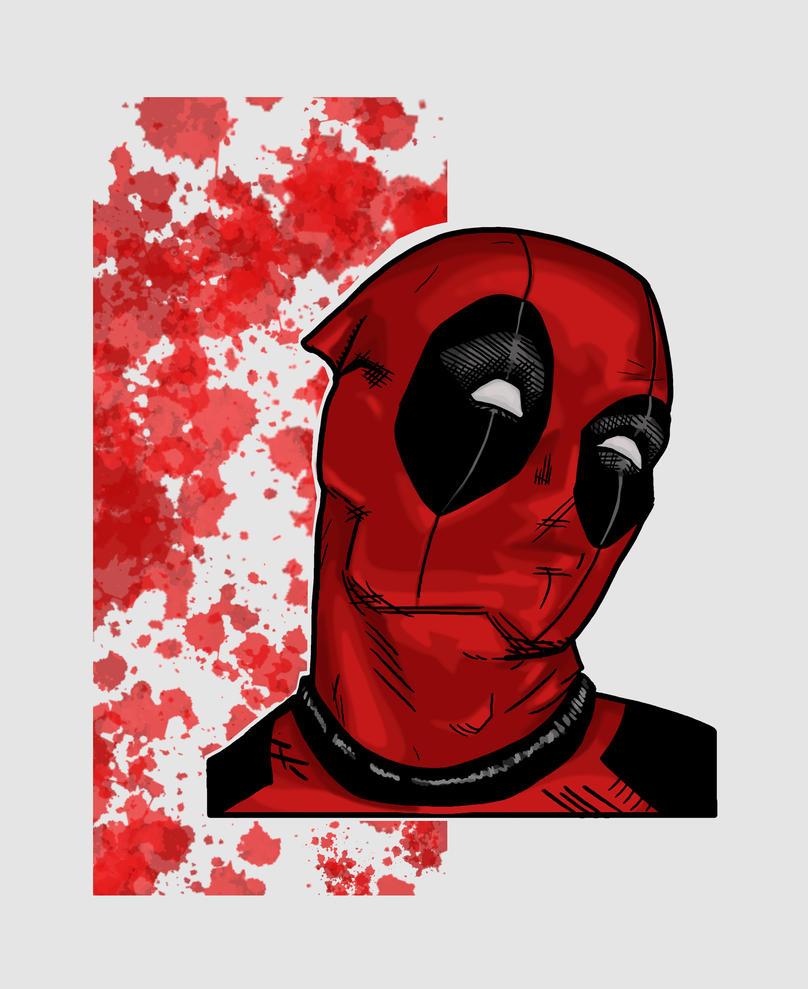 Deadpool2 by jhonesbas