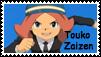 :touko zaizen stamp: by xXAiconXx