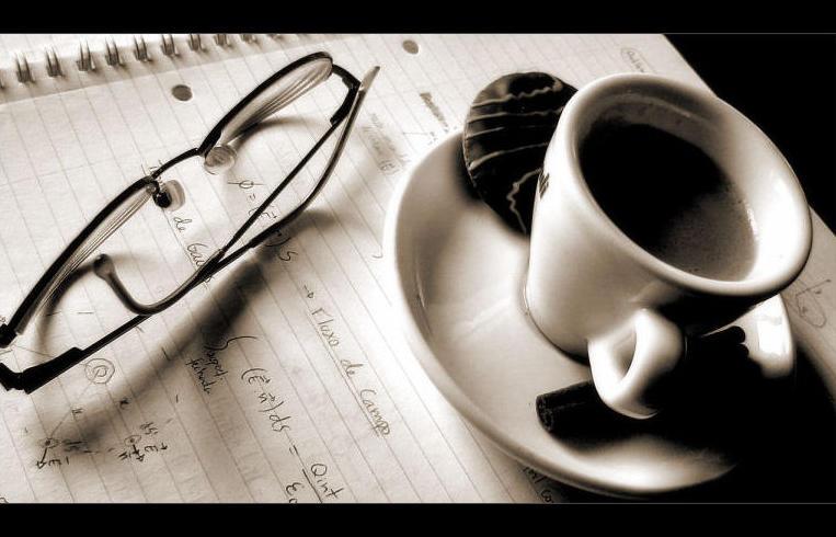 Coffee Break... by Perlekes