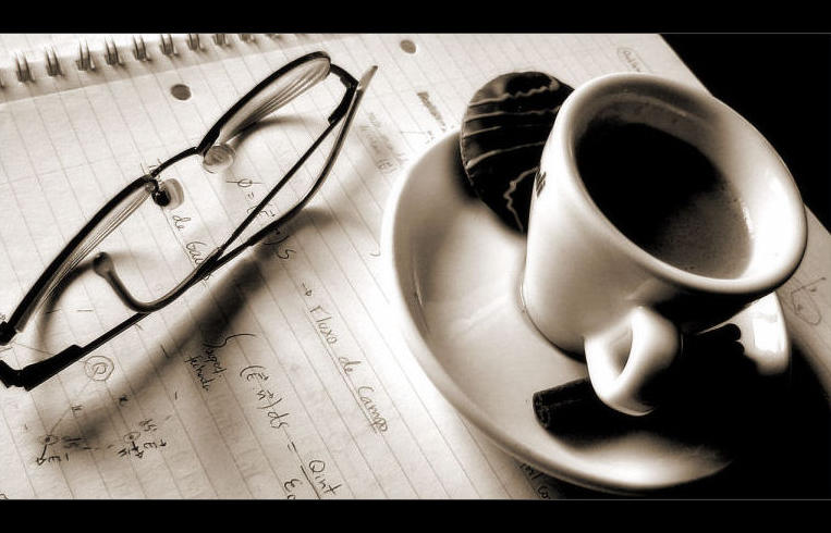 Coffee Break...