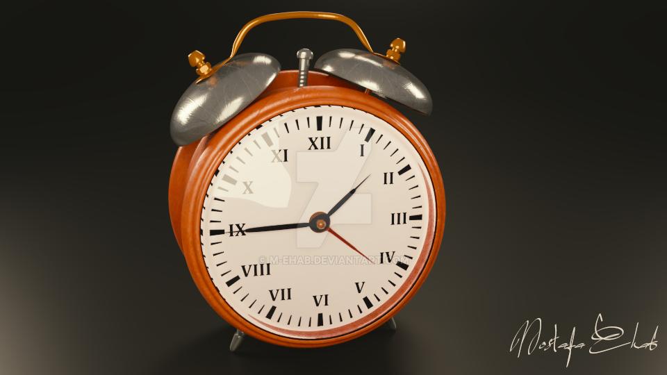 The Vintage Clock Studio by M-Ehab