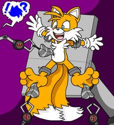 Tails Torture by TAGMAN007