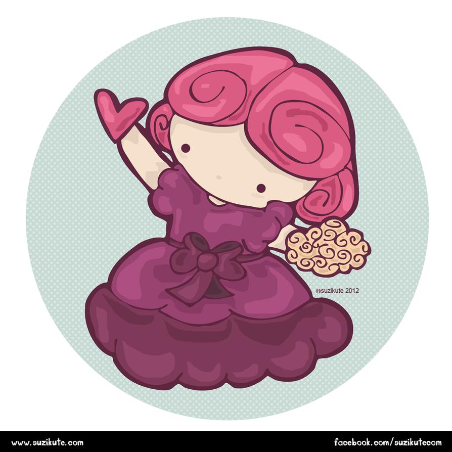Heart vs. Brain by SuziKute
