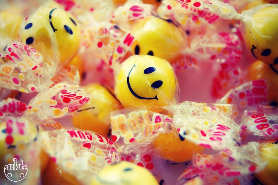 Happy and sweet by SuziKute