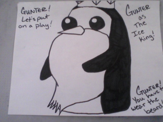 Gunter, let's put on a play by ScarletxGrimm