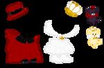 Egoselfish dresses - U and I