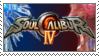 SoulCalibur IV Stamp by G4lik