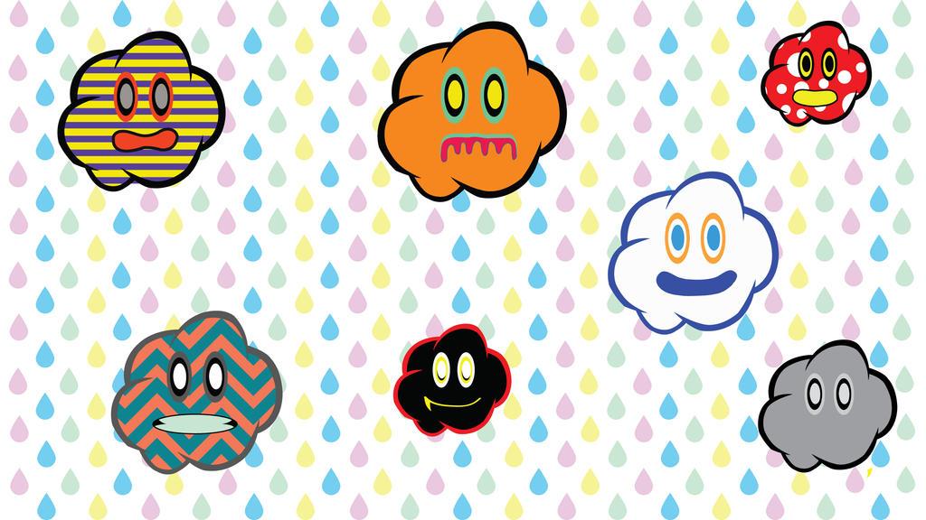 Cloudy by DesignInTokyo