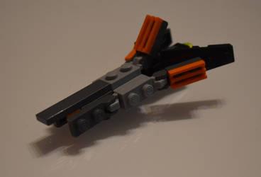 Thresher-class Heavy Frigate by Neframe