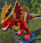 LEGO Jurassic World Hybrid 13