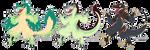 [OPEN] Raptors Batch #1 by BaskAdopts