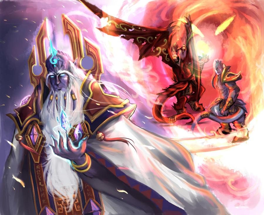 Prophet Velen by Chronogate