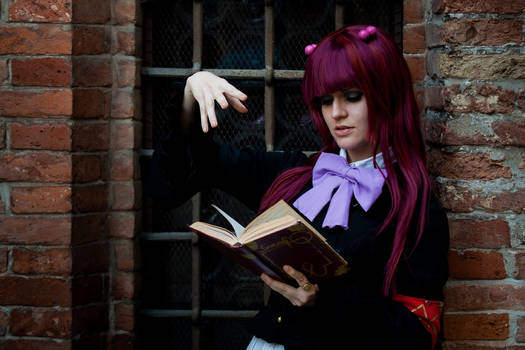 Umineko:Magic witch