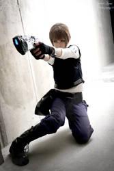 You're under arrest Kougami-san!-PsychoPass Movie