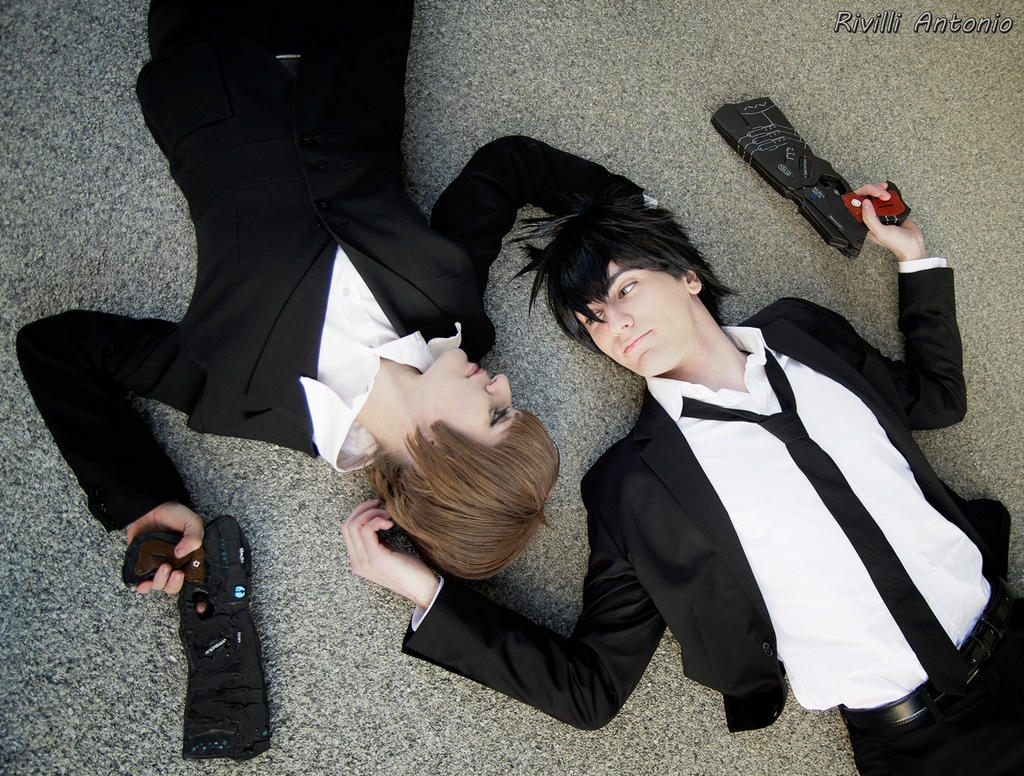 I'm alone with you - PSYCHO PASS by YuukiCosplayer