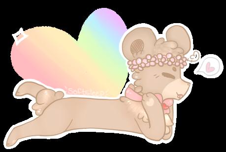 bear by softsIeep