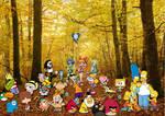 Cartoon Network City, World Tour: 10