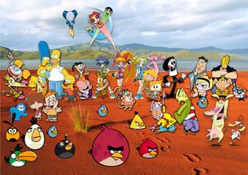 Cartoon Network City, World Tour: 19 by CartoonNetworkCity