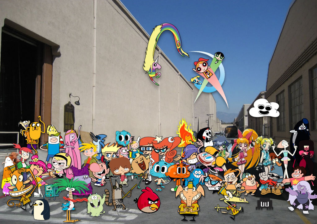 Cartoon Network Studios Tour