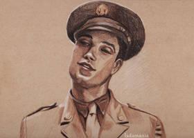 Sgt. James Barnes by Ladamania