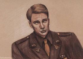 Captain Steve Rogers by Ladamania