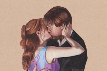 The Kiss - Jim and Pam