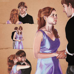 Jim and Pam - Just Once