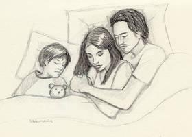 Maggie and Glenn - Family