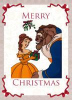 Christmas Card 4 by LisaGunnIllustration