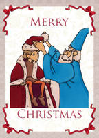 Christmas Card 8 by LisaGunnIllustration