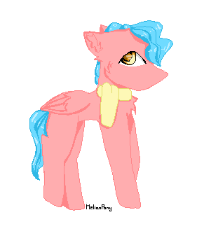 Pixelpage Doll Commision nwn by MelianPony