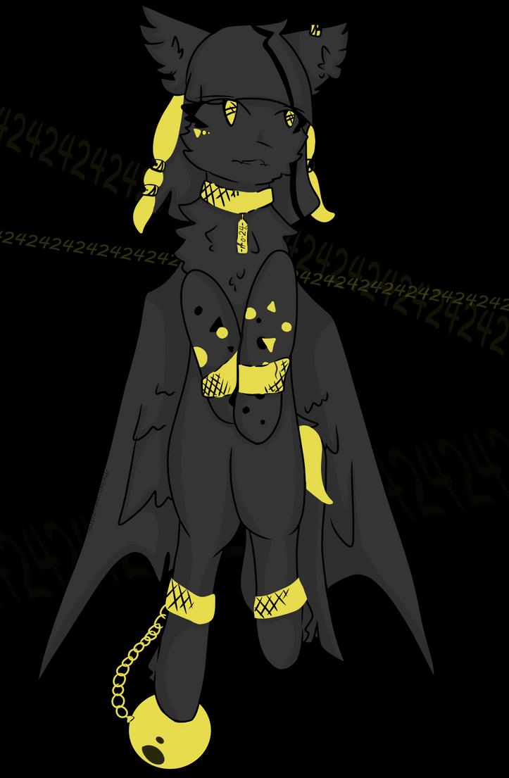 black n yellow by Melian-uwu
