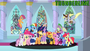 MLP 10th Anniversary Friendship (10 YEARS!!!)