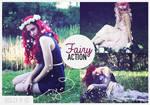 Fairy Action + Sparkle Tutorial