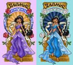 Princess Jasmine (Double Version)