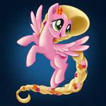 My Little Pony vs Rapunzel by MiSsViXeNlOvEIrOnIsT