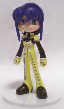 SD Cecile Croomy pilot suit