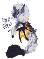 Cold Gold|Raffle OPEN by CrypticKoi