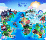 Elyxium Map Pixel