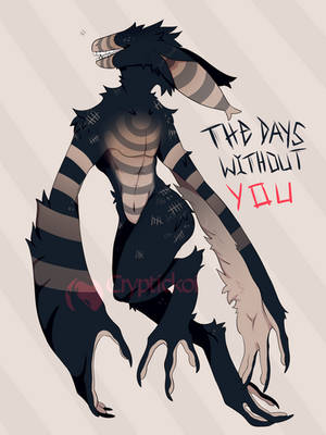 |The Days Without You|Closed (Cyphon) by CrypticKoi