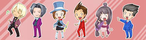 Ace Attorney: Objection