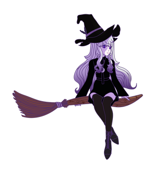 Witchy Angie