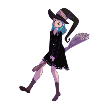 Witchyme Transparent